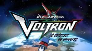 Voltron, o defensor do universo