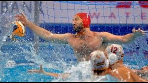 España enfrontarase a Hungría na final do Europeo masculino de waterpolo