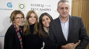 Preestrea de 'O final do Camiño'
