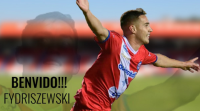 O Lugo incorpora a Francisco Fydriszewski procedente do Argentinos Juniors