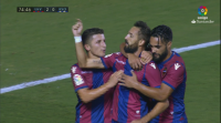 O Levante segue en estado de graza (3-0)