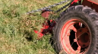 Falece un home de 75 anos nun accidente de tractor en Rinlo, Ribadeo