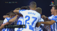 O Leganés colle folgos a custa do Raio (1-0)