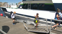O bo tempo anima as viaxes para ir a Cíes