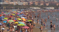 Último día do episodio de calor intensa en España