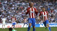 Griezmann impide a vitoria do Real Madrid (1-1)