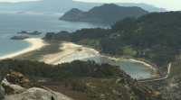 Aumentan as frecuencias para visitar as Cíes na ponte