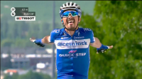 Julien Alaphilippe, novo líder do tour