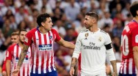 O Atlético de Madrid volve puntuar na casa do Real Madrid (0-0)