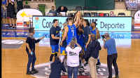 O COB entra na  Final Four do ascenso tras vencer ao Oviedo 77-75