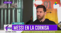 Messi fala do seu reto no mundial de Rusia