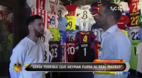 Messi teme que Neymar fiche no Real Madrid