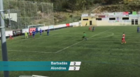 Barbadás 2-2 Alondras
