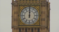 As últimas doce badaladas do Big Ben