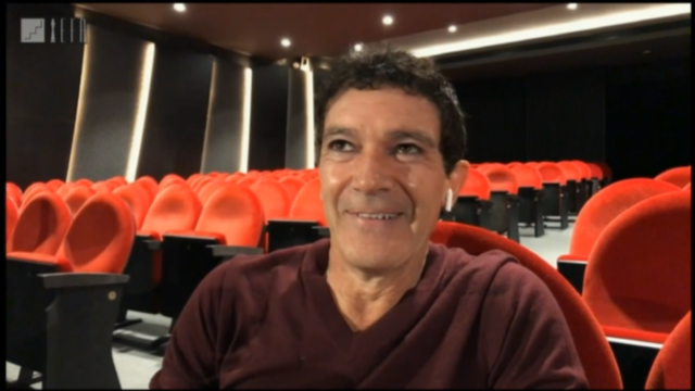 Antonio Banderas, mellor actor europeo do ano