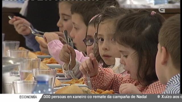 Serunión continuará co servizo de comedores escolares en Santiago ...