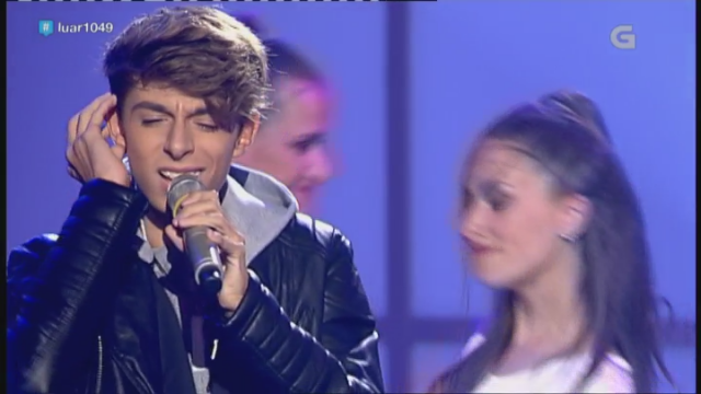 David Parejo interpreta 'Más'