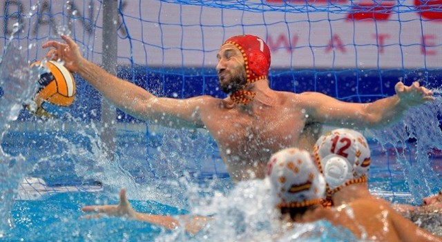 España, á final do Europeo masculino de waterpolo na que se vai enfrontar a Hungría