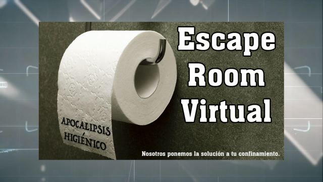 Un mozo de Santiago crea un 'escape room' virtual