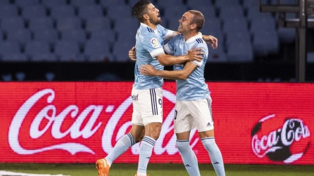 RC Celta  2 - 1 Valencia