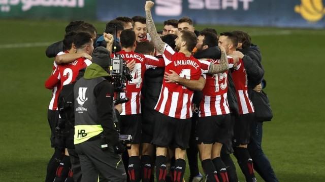 O Athletic elimina o Real Madrid e xogará a final ante o Barcelona (1-2)