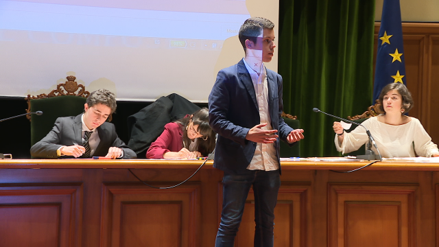 Finaliza a liga de debate académico do Club Debate Compostela da USC