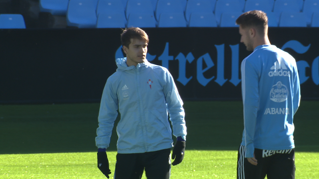 Denis entra na convocatoria do Celta