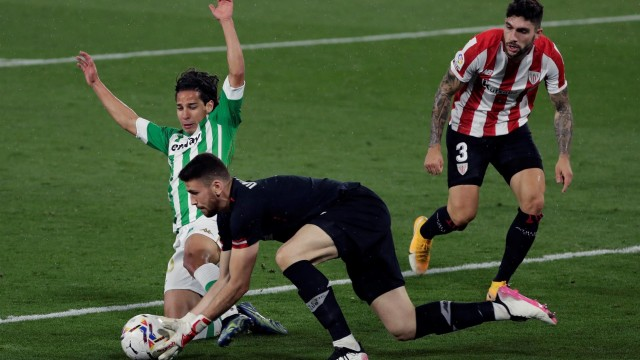 Betis 0 - 0 Athletic