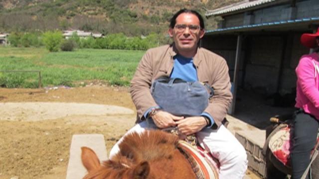 Volvemos á China, a Chongqing, co escritor e tradutor Moncho Iglesias