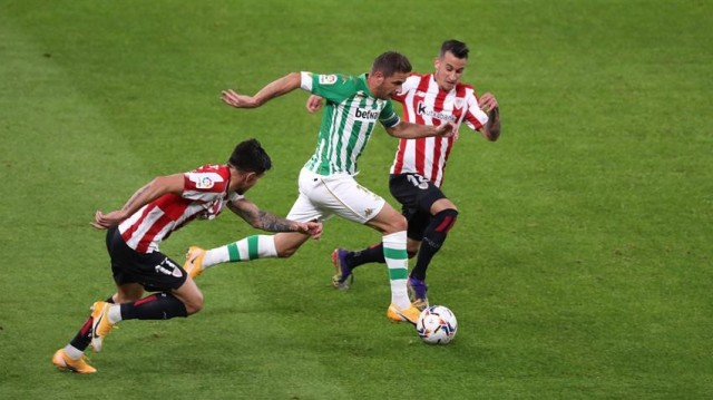 Athletic 4 - 0 Betis