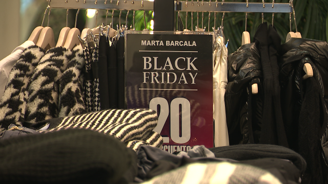 A tradición americana do 'Black Friday' trae ao país grandes descontos