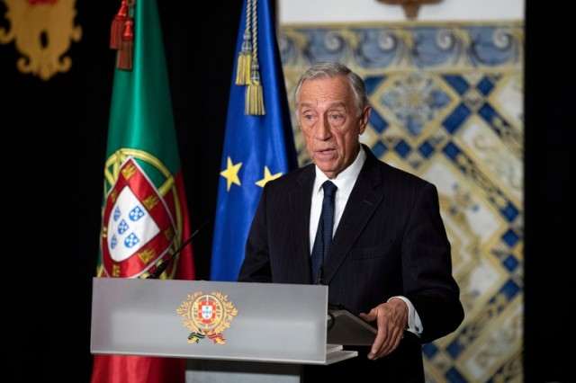 Marcelo Rebelo de Sousa, reelixido presidente de Portugal co 60 % dos votos