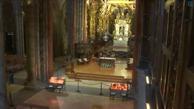 Catedral de Santiago (nave central)