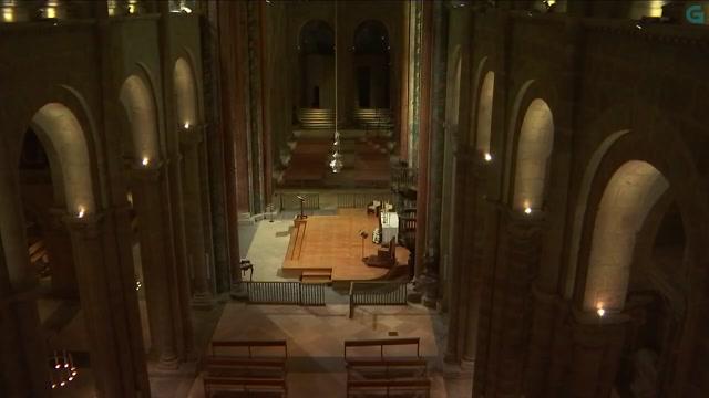 Catedral de Santiago (nave lateral)